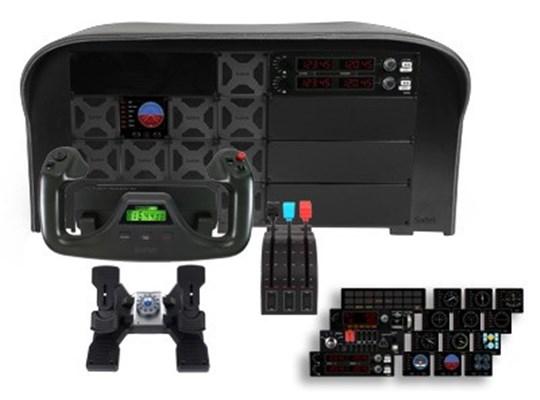 Flugsimulator Online Spielen Cockpit